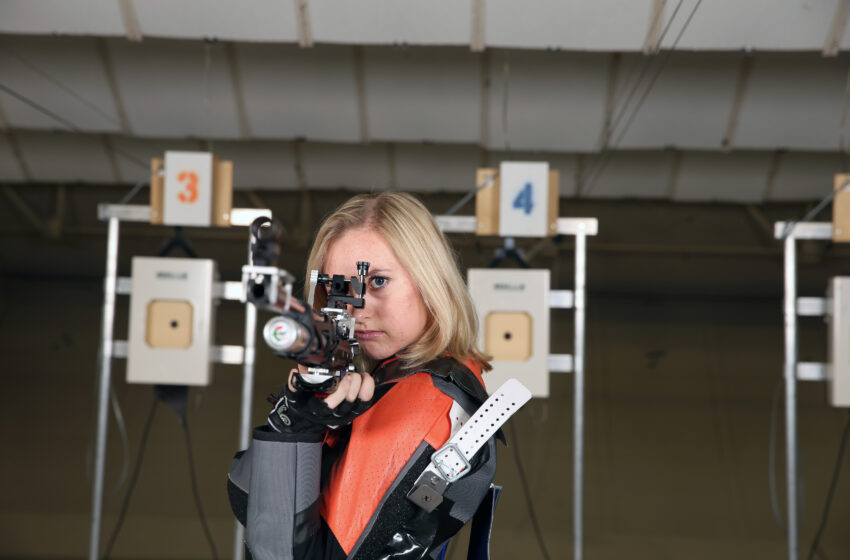 Boyce Paces UTEP Rifle Against TCU