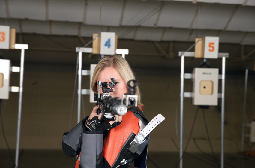 UTEP Rifle Makes Strides In Smallbore In Home Opener Against Ohio State