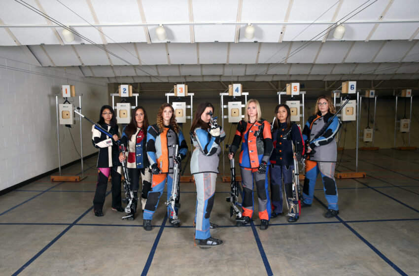 UTEP Rifle Fires Season High In Smallbore At Patriot Rifle Conference Championships
