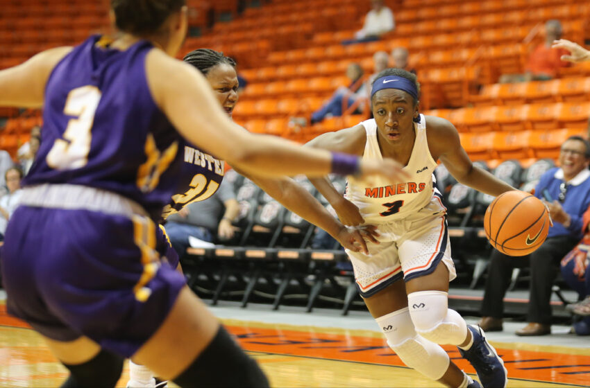UTEP Cruises Past Western New Mexico In Exhibition Contest