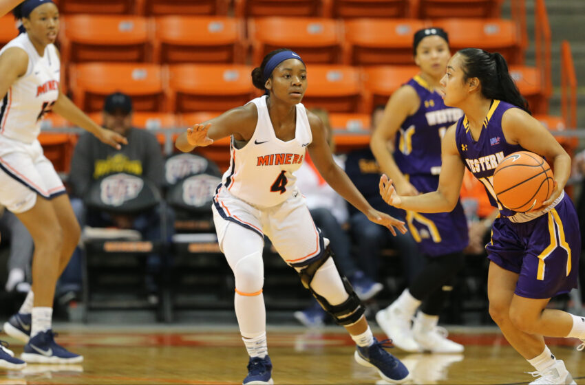 UTEP Downs FIU 60-55 for Second Straight Win