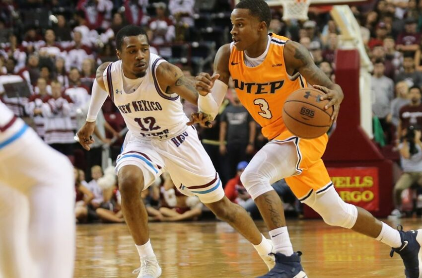 NM State Uses Big Second Half to Down Miners