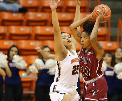 League-Leading Rice Downs UTEP 76-42