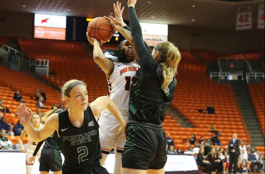 UTEP Falls To Undefeated Portland State 89-61