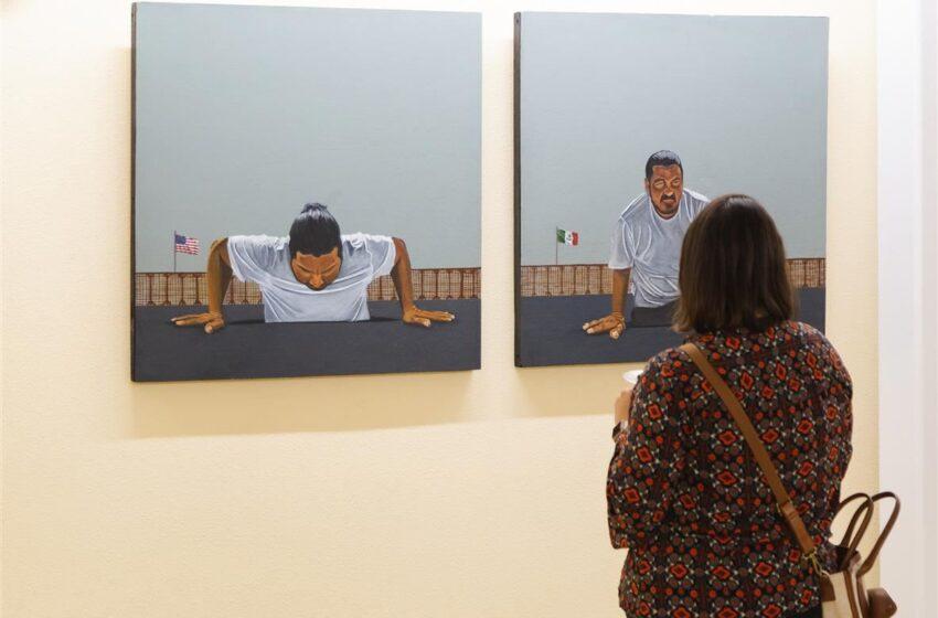 Annual Socorro ISD Art Exhibit Lets Employees' Talent Shine