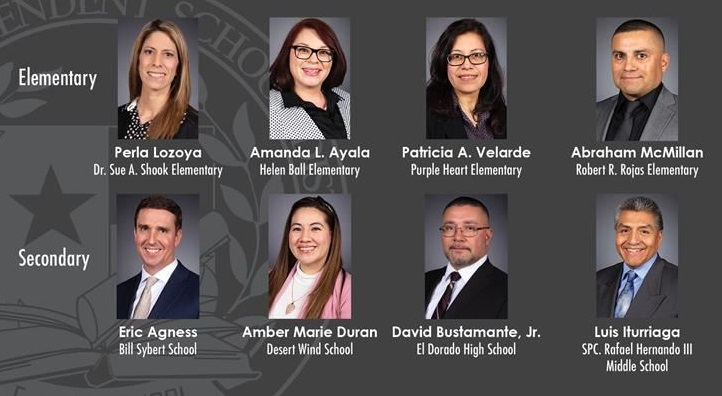 SISD announces 2019 Elite 8, honors Campus Teachers of the Year
