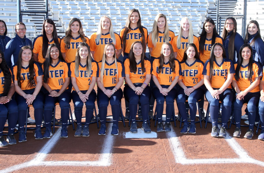 UTEP Softball Heads West to Riverside For a Five-Game Slate