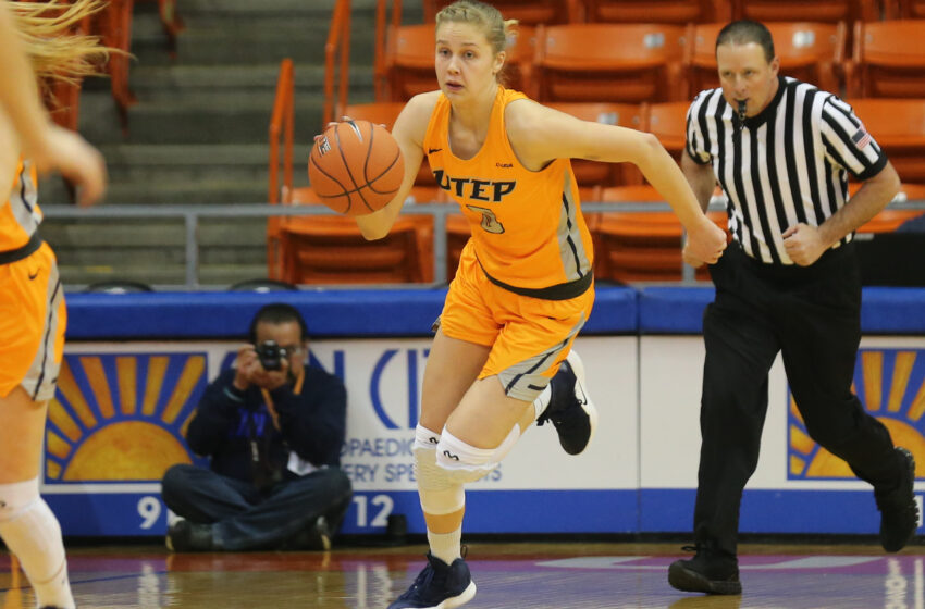 Charlotte Downs Injured UTEP Squad 62-39