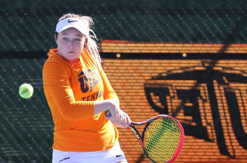 UTEP Tennis Edged By Utah State 4-3