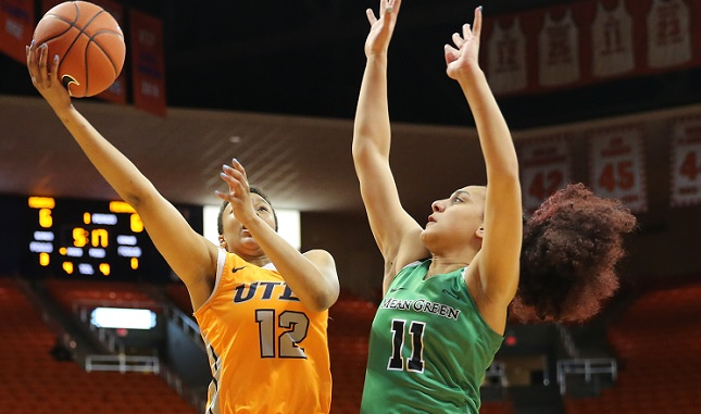 Video+Story: Senior Night Success! UTEP Takes Down North Texas 59-51