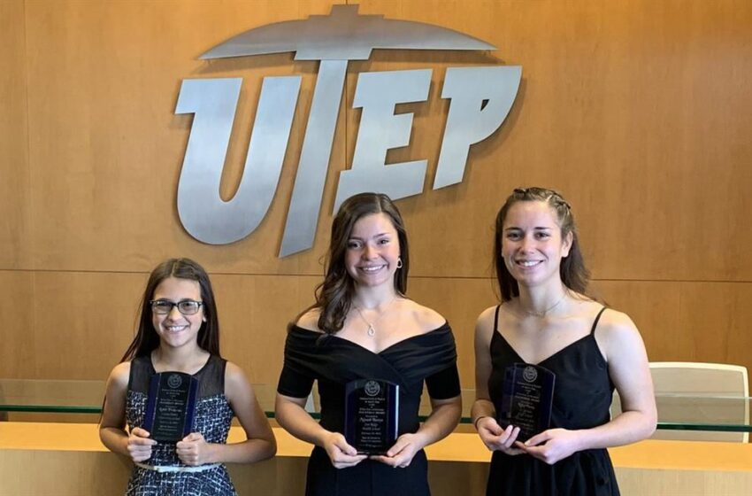 Socorro ISD Student-Athletes win all three local 2019 Flo Hyman Awards