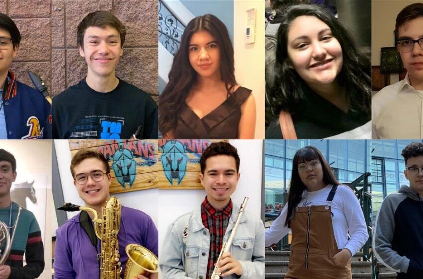 Socorro ISD All-State musicians showcase talents at TMEA convention