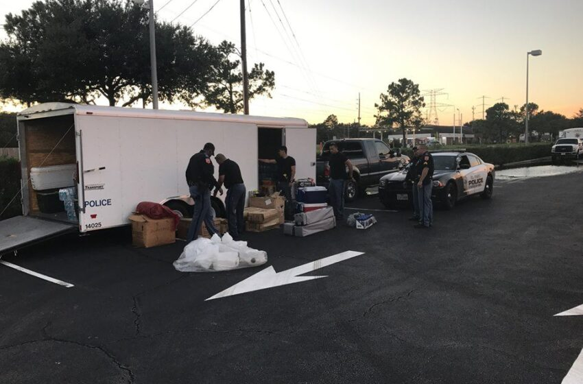 City of El Paso Continues to Assist  with Hurricane Harvey Relief Efforts