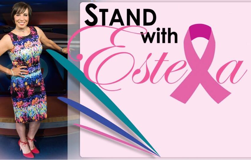 Video+Story: Estela Casas Announces New Fund to Help Women with Breast Cancer