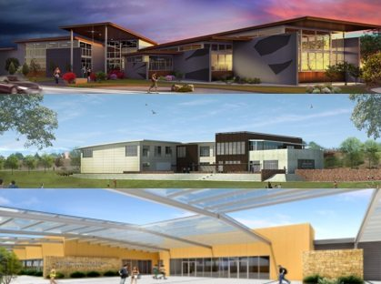 Community Meetings on Recreation Center Projects Set for This Week