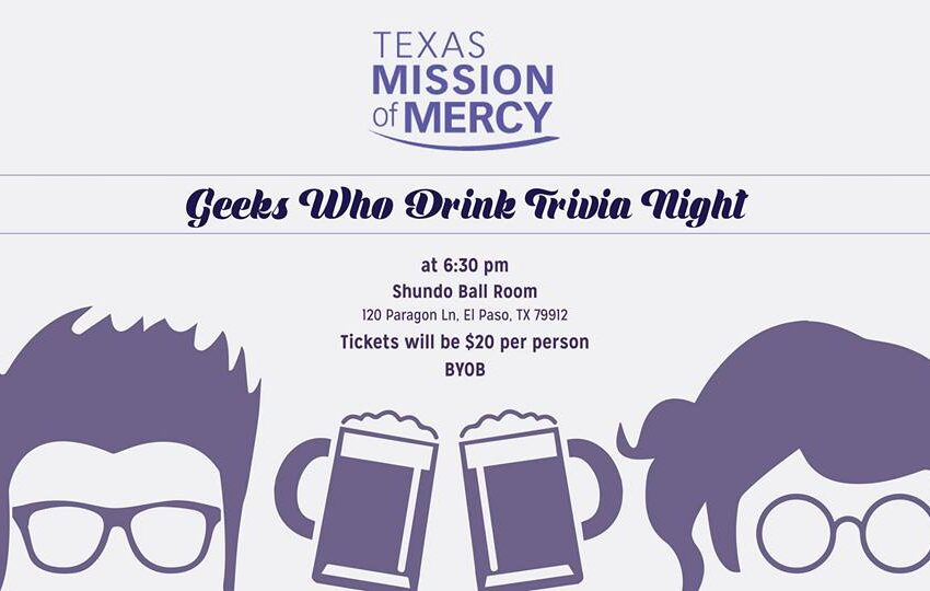 Trivia Night Fundraising Set to Support El Paso's first Texas Mission of Mercy