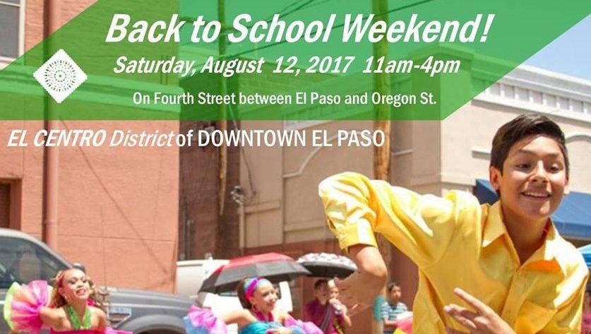 DMD, CBA Partner for El Segundo Barrio Backpack Drive, Back to School Event