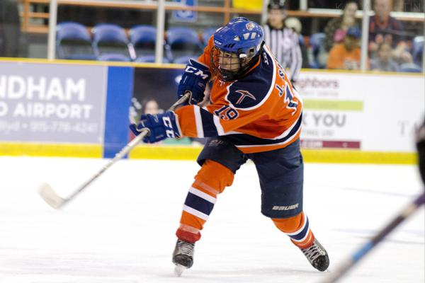 Ice Miners Ready for Division Match Up Against Bobcats