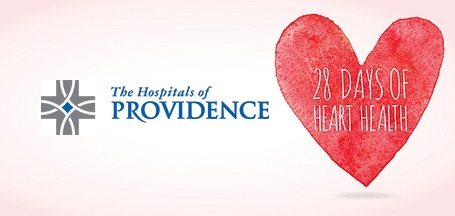 Hospitals of Providence offer Free Heart Health Screenings