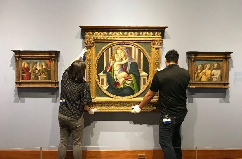 Museum of Art Renovating Kress European Collection Galleries