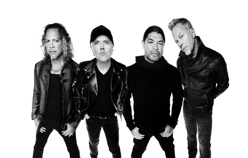 Metallica to Perform At Don Haskins Center Next Year