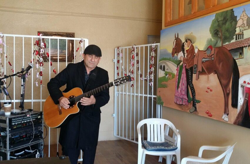 Sounds of The Desert: Cuyo Garibay