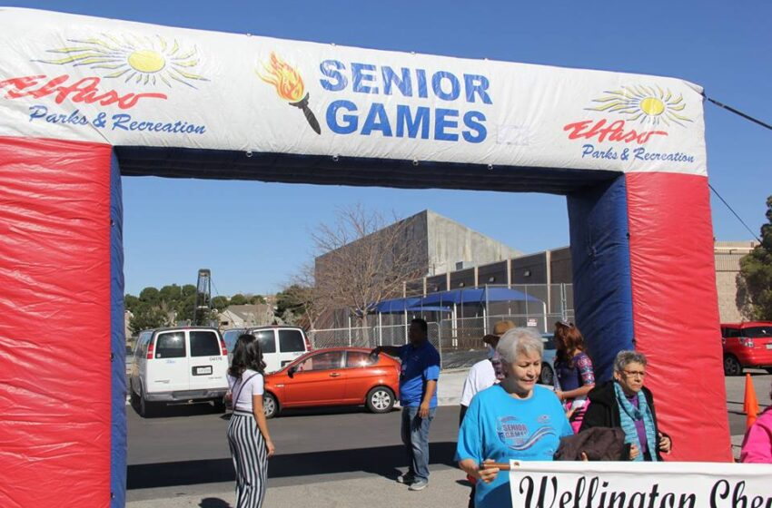 Parks and Recreation Department to Host Senior Game Opening Ceremonies Saturday