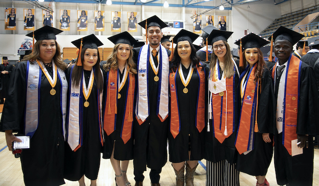 UTEP's College of Engineering sets record for number of Spring 2020 Graduates