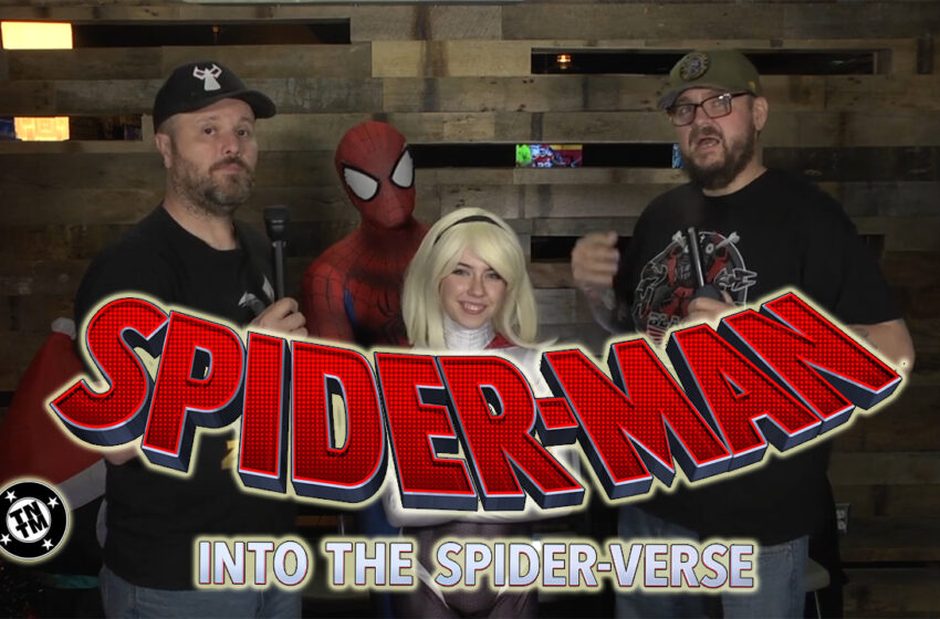 Video+Story: Spider Man into the Spider Verse Movie Review