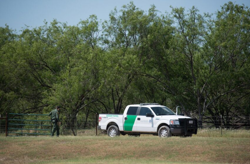Apprehensions at Texas-Mexico Border Spiked in May