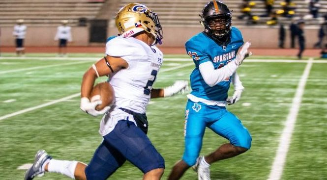 Story in Many Pics: Coronado Tops Pebble Hills 42-25