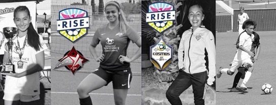 Local Soccer Players Selected for National Showcases