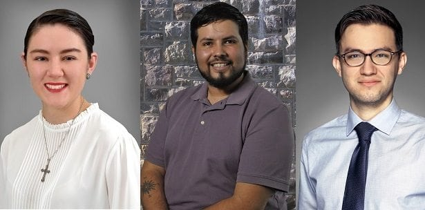 UTEP Student, Alumni Recognized by NSF Graduate Research Fellowship Program