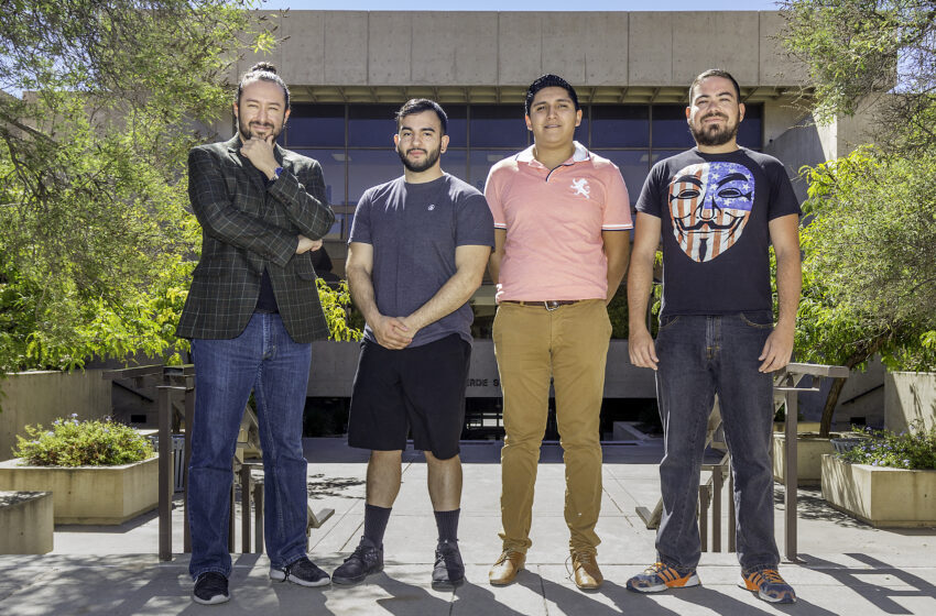 Computer Science Students HENAAC Bound