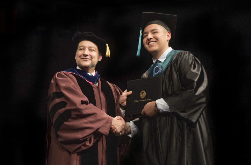 EPCC Recognized Nationally for College Completion