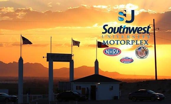 Drag Racing Returns to El Paso Under New Name: Southwest University Motorplex