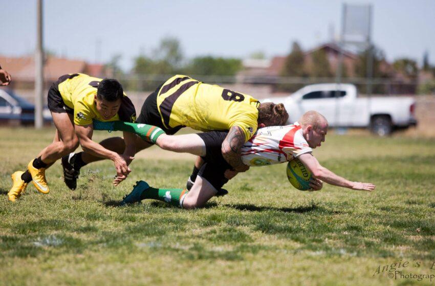 El Paso Scorpions Do It Again: Rio Grande Rugby Champions for 2018!