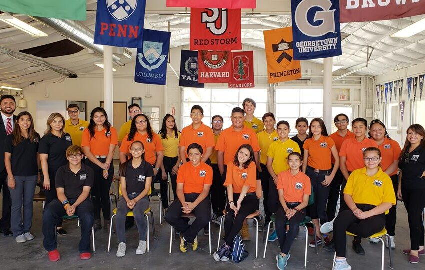 El Paso Leadership Academy Celebrates State Achievements, 5th Anniversary