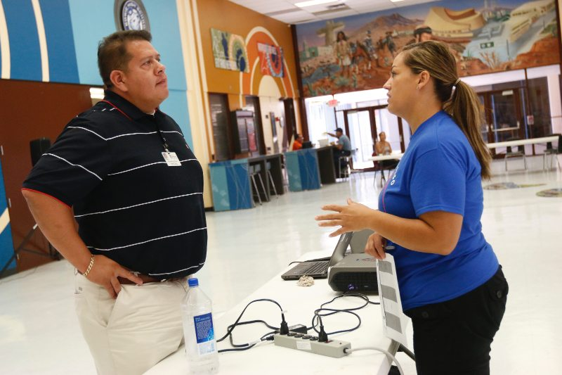 EPISD Teachers get ready for the start of school