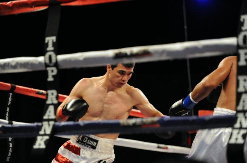 El Paso Native Abraham Han Set to Fight In Vegas September 8th