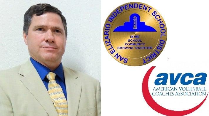 San Eli Volleyball Team Honored with AVCA Team Academic Award Once Again