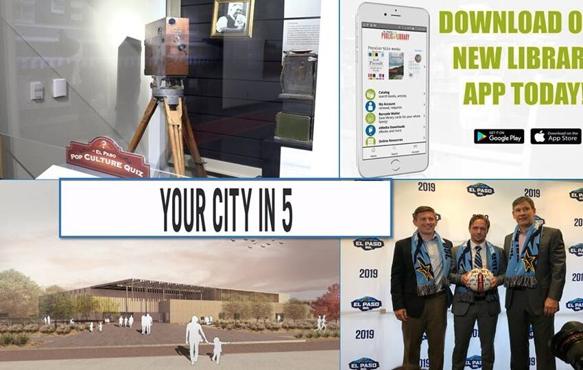 Video: Your City in 5 for Week Ending July 27