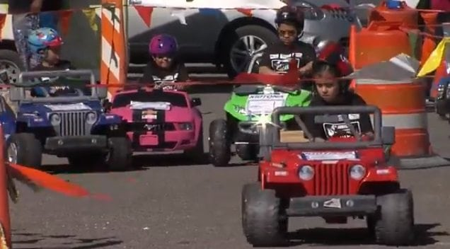 "Video+Story: Annual ""Kidtona"" Power Kar Racing Event set for March 17"