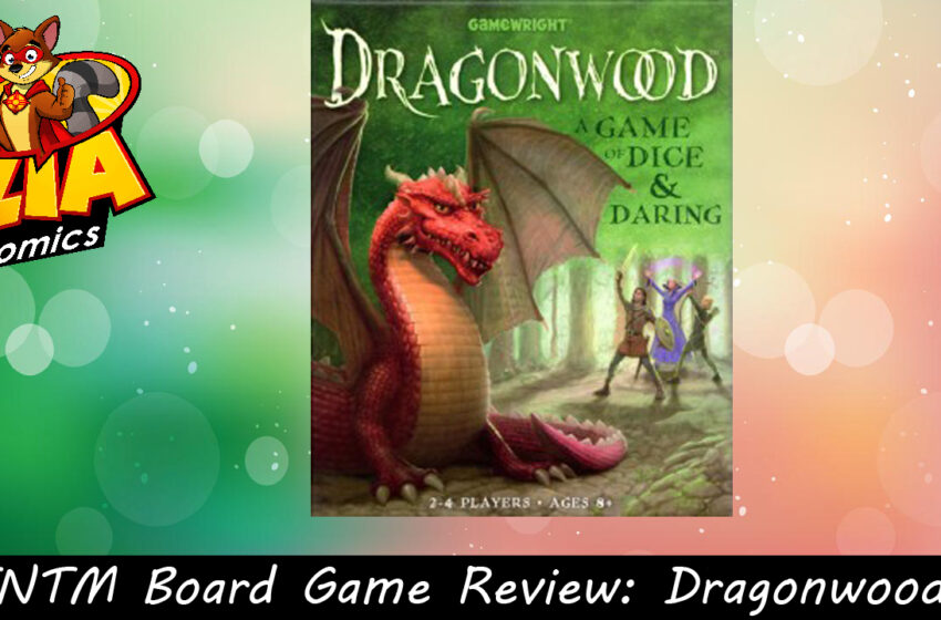 TNTM Board Game Review: Dragonwood