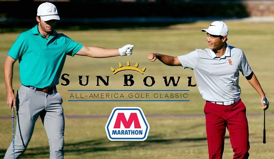 Officials Announce Line Up for Sun Bowl Marathon All-America Golf Classic
