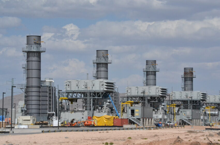 El Paso Electric Announces Completion of 3rd Generating Unit at Montana Power Station