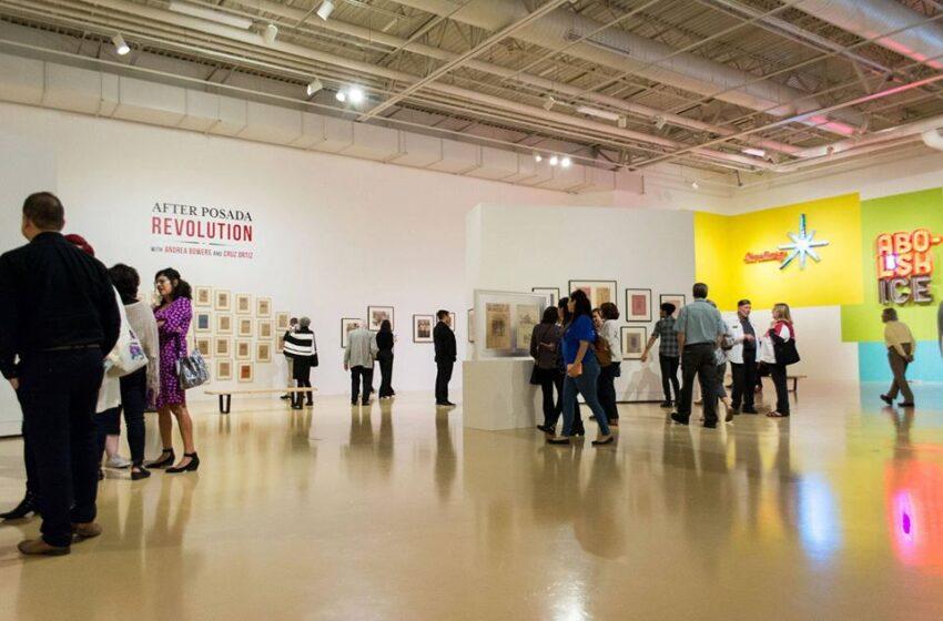 El Paso Museum of Art to Open New Exhibitions