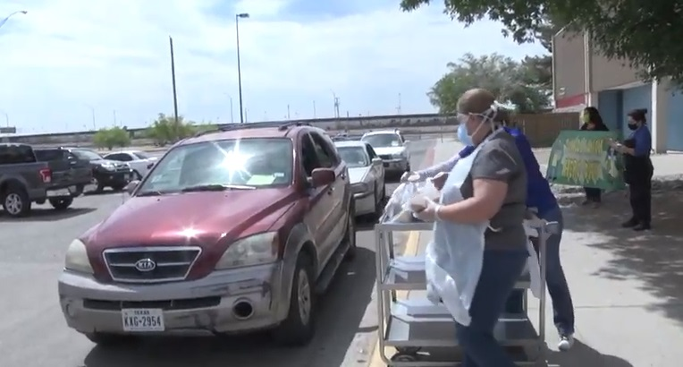 El Paso ISD announces extended meal distribution times