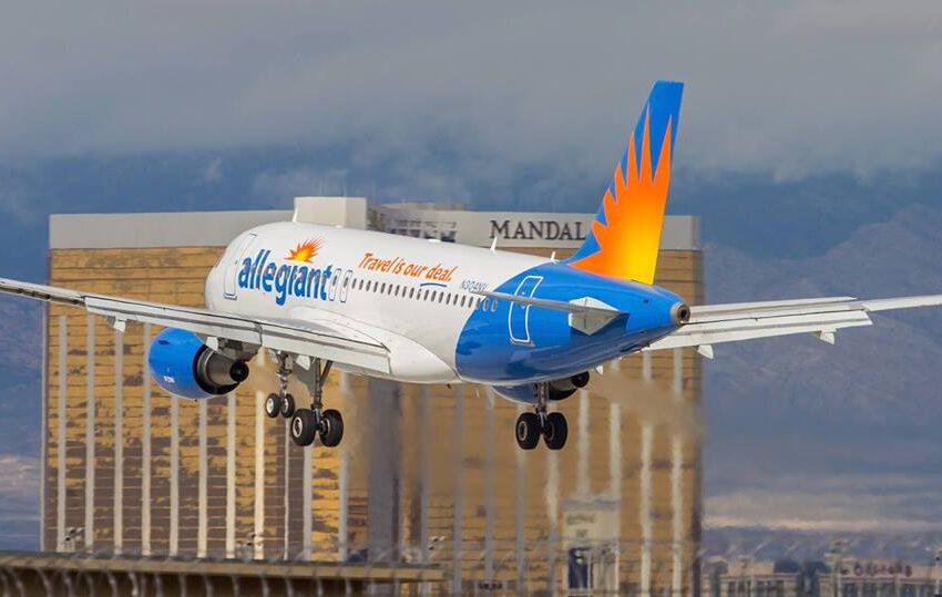 Allegiant announces new, nonstop flights from El Paso to Las Vegas, San Diego
