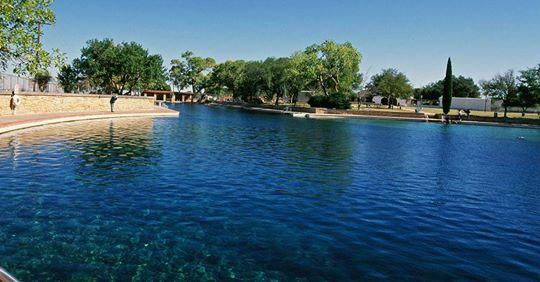 Balmorhea State Park Pool Reopens